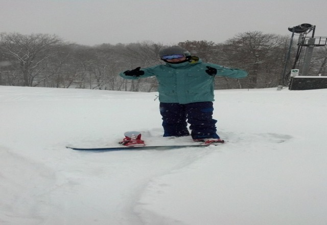 Best snow at Welch in years. yes years. 11 inches!
