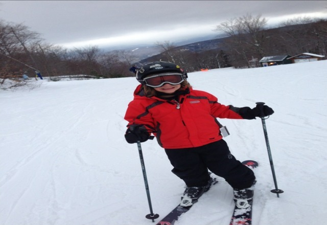 great long weekend again at loon.  the best mtn in nh.....
