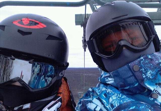 great year skiing at eaglerock