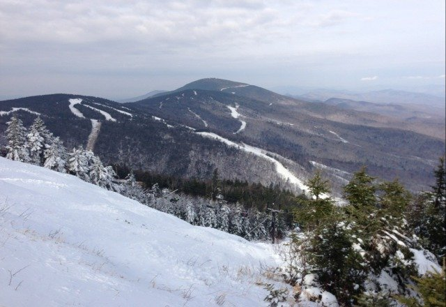 Great three days at Killington Friday to Sunday. The underdeveloped snow held off Sunday to make a great spring day.