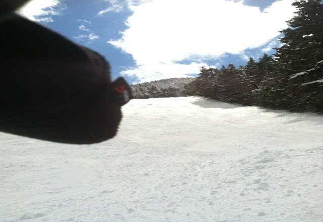 Skied the Beast on 4/4. Soft bumbs on Ovation and Downdraft, good trees in the Stairs and Double Dipper, lighting fast speed-blasters like Cascade, Skyburst and fresh groomer cords on OL. February in April. Killington is where its at, and will continue to be until the end of time.