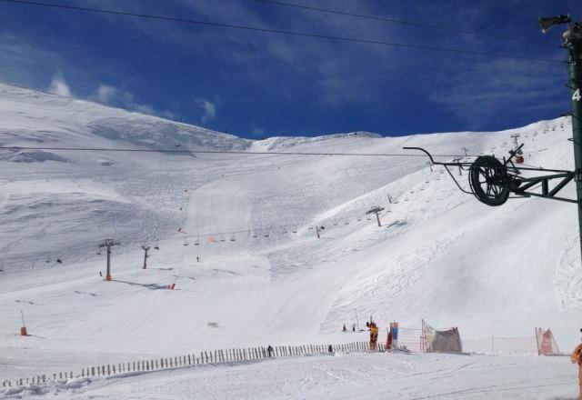 great day onda slopes today