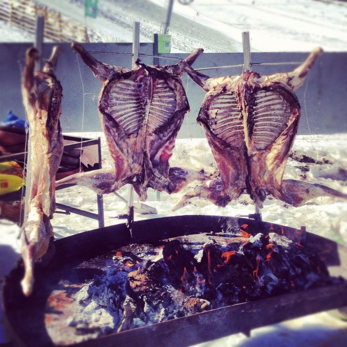 Cordero Asado - ©Photo by Mike Reff / PowderQuest