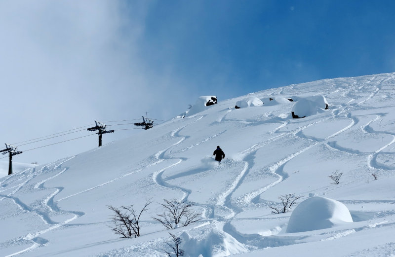 PowderQuest client Cerro Catedral skis Argentina