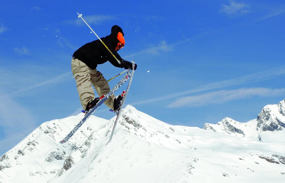 Competizione di salto con gli sci ad Innsbruck
