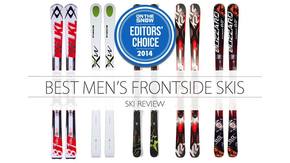 2014 Men Frontside Editor Choice Skis