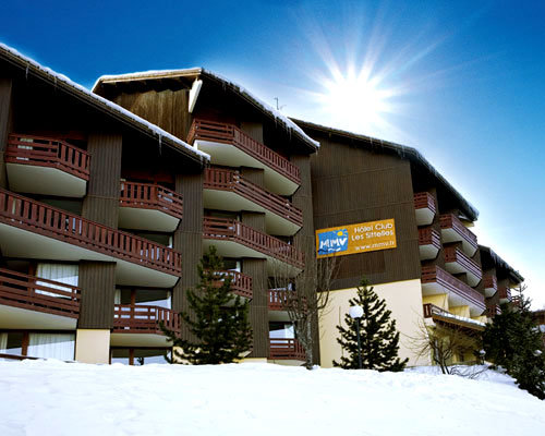 - ©Central Booking Office LA PLAGNE