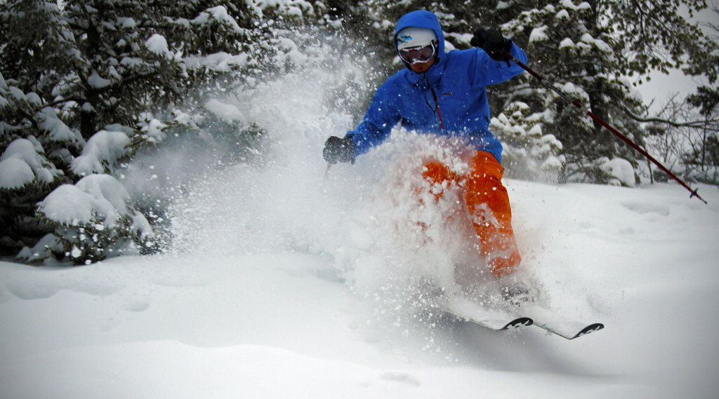 Get deep in snow (not debt) at Attitash this season. - ©Attitash Mountain