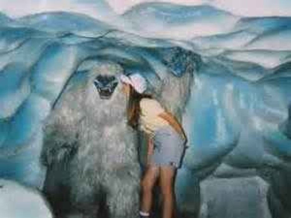 Watch out for yetis!