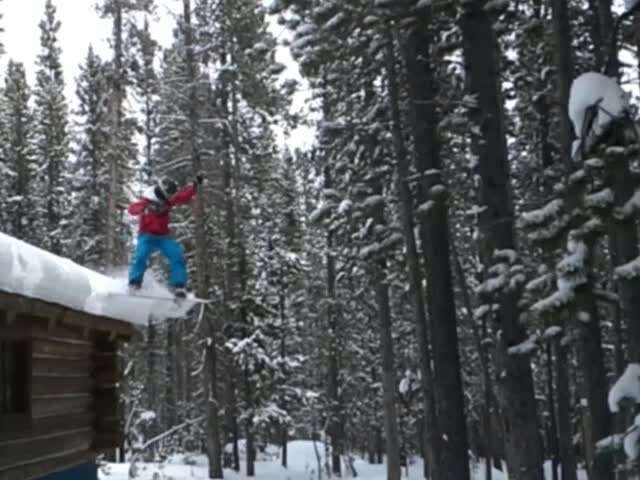 I've been finding my own fun on the terrain Winter Park has open.