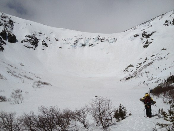 Real skiing done here! Won't see boi near this gem!