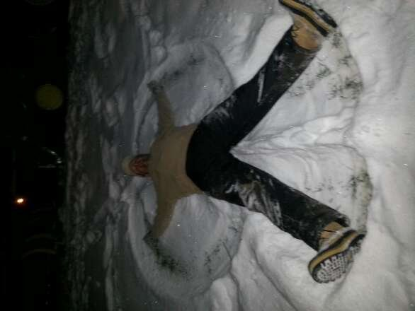 Great for snow angels! !!