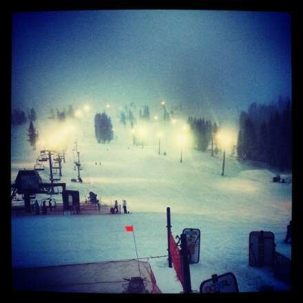 dope today!!!! fresh powder