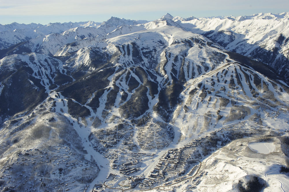 Snowmass Mountain has been making skiers out of everyday people for decades. One OTS editor now belongs to that club. Photo Courtesy of Aspen/Snowmass.