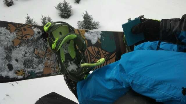 Perfect Saturday, snowed all day and lift lines were always less then 1 minute. staff was nice great conditions.