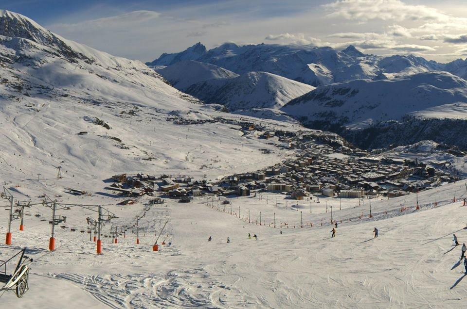 Alpe d'Huez Dec. 23, 2013