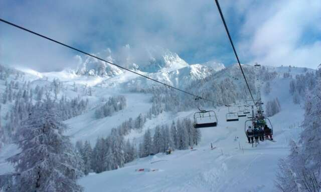 no new snow for the last 3 days but slopes are great.