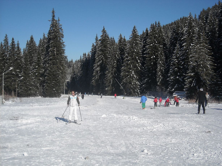 Bansko ski slopes - ©Alexandros Moskofidis (Flickr: