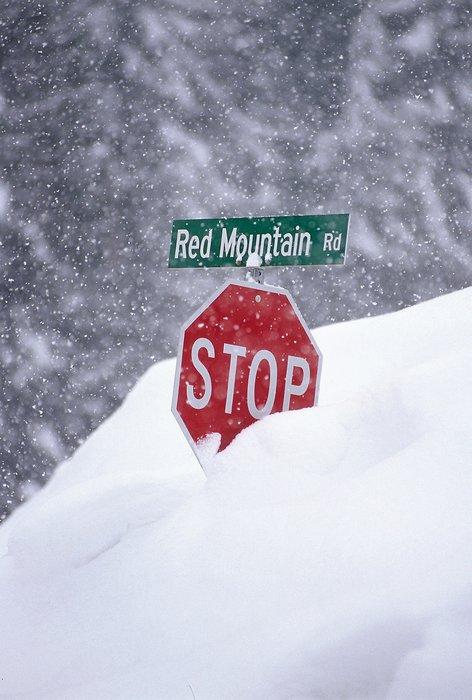 Red Mountain is definitely a stop on the bucket list. - ©©heath