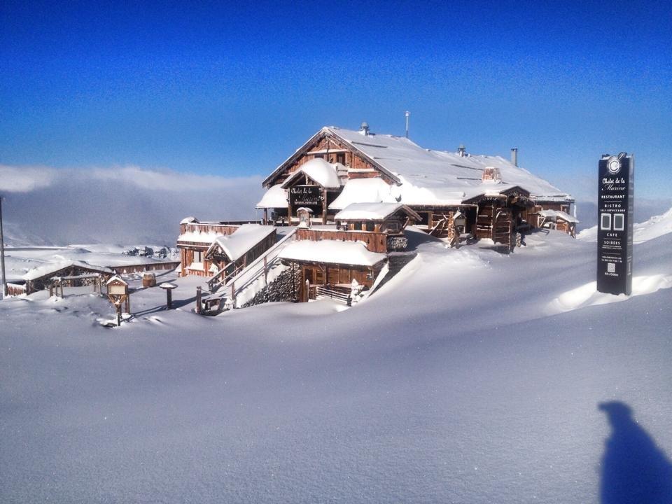 l hiver est bien l 224 ambiance hivernale 224 val thorens skiinfo