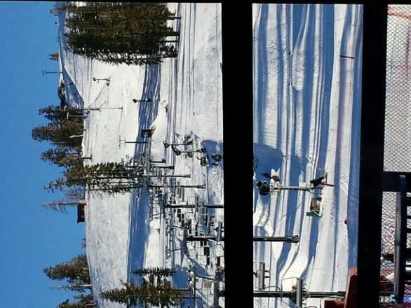 Went today, Jan 15th 2014 from 2:15pm to 6:15pm, nice weather no new snow, good for park shred.