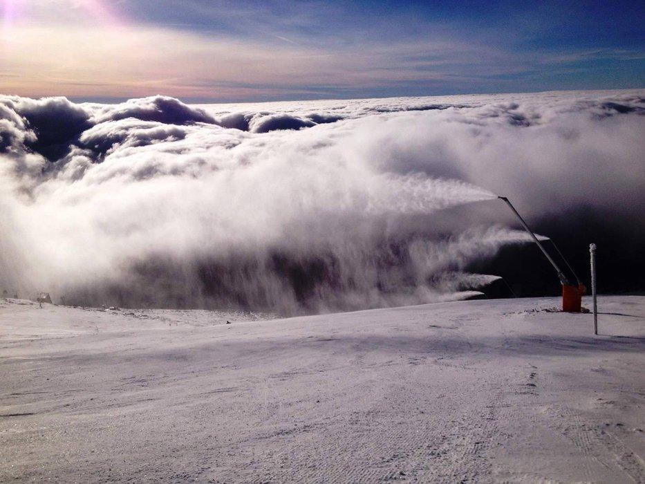 Jasná Low Tatra 16.1.2014 - ©Jasná Nízke Tatry FB