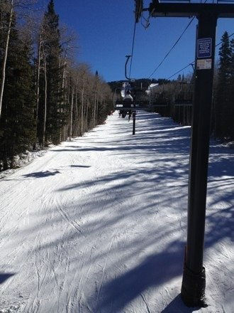 Went on 1/18/14, good conditions and no lines for the lift. Will definitely go back soon.