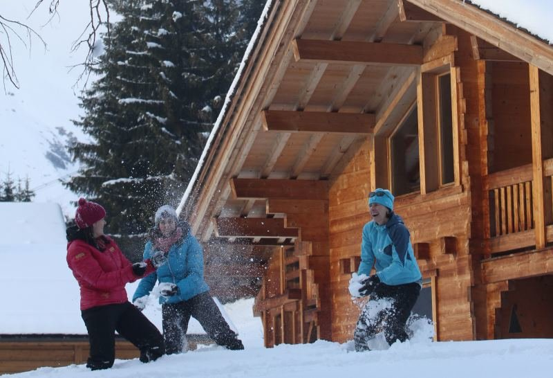Beginner Ski holidays au Grand Bornand - ©Le Grand Bornand Reservation