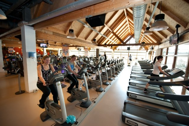 Get fit at SnowWorld Fitness, the gym that is part of Dutch indoor centre SnowWorld