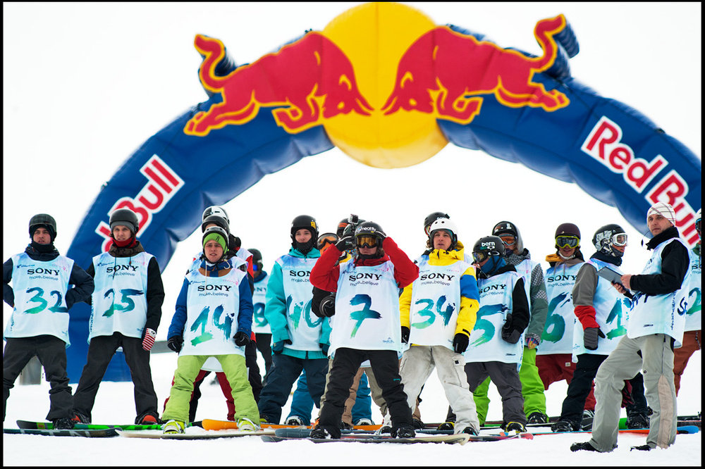 Red Bull Homerun 2014