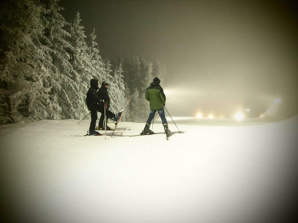 Ski Karlov - night skiing - ©Ski Karlov FB