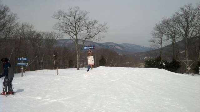 Not bad! Not too crowded and good conditions most of the day. It started to get a little icy towards 330 to 4