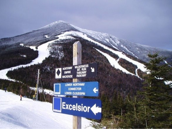 Great day to ski! The mountain has plenty of fresh powder and it's not to crowded.