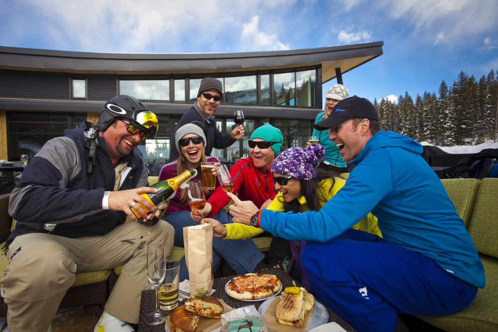 Spring ski season is the greatest time of year. - ©Aspen/Snowmass