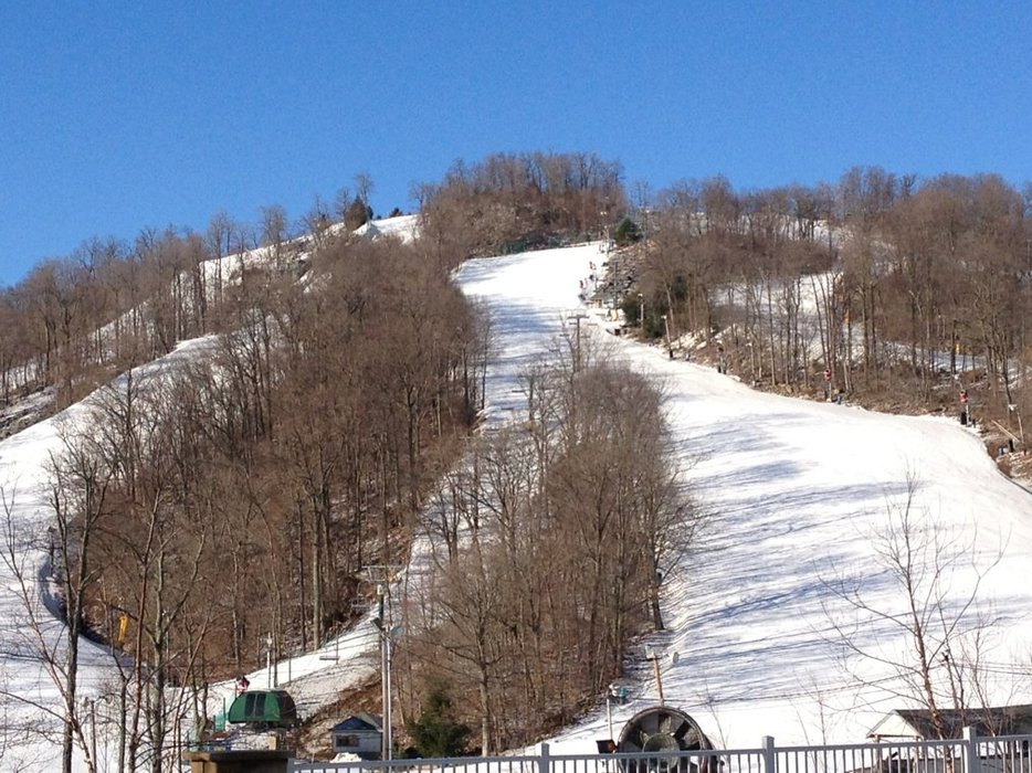 hard to believe Roundtop has been closed for a week