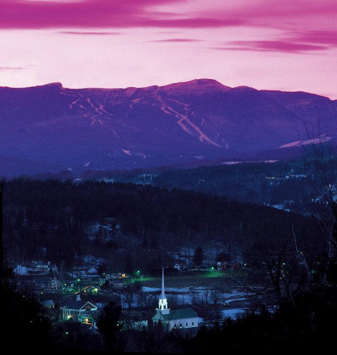 Stowe, VT. - ©Stowe Mountain Resort
