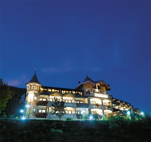 Granpanorama-Hotel Stephanshof