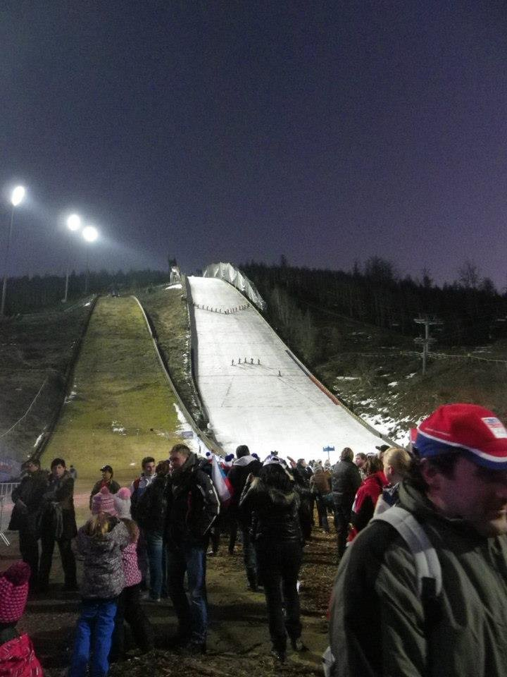 Ski Flying World Championships 2014 - ©SA Harrachov