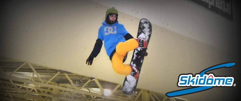 Skidome - Freestyle clinic - ©Skidome