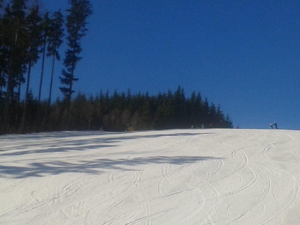 Skipark Červená Voda 13.3.2014 - ©Skipark Červená Voda