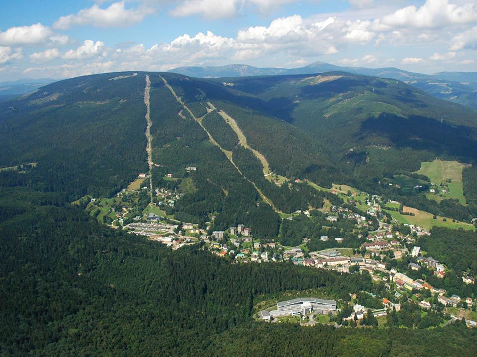 TourResort Černá hora - Sněžka