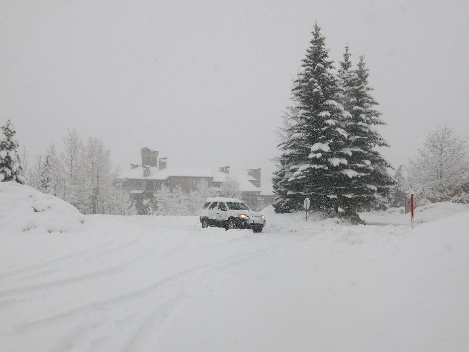 Winter wonderland in Snowmass - ©Micaela Romani