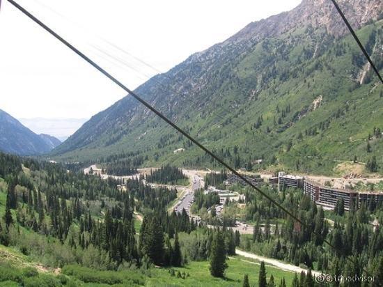 Iron Blosam Lodge