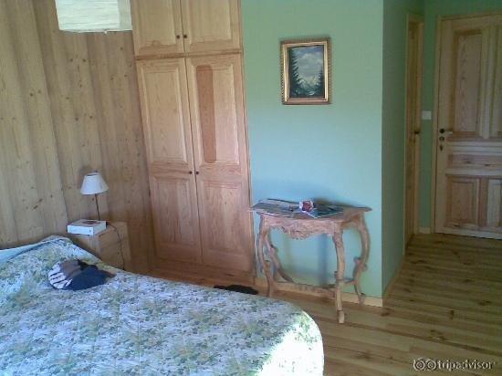 Maison d 39 hotes agathe et sophie lans en vercors - Chambre d hote lans en vercors ...