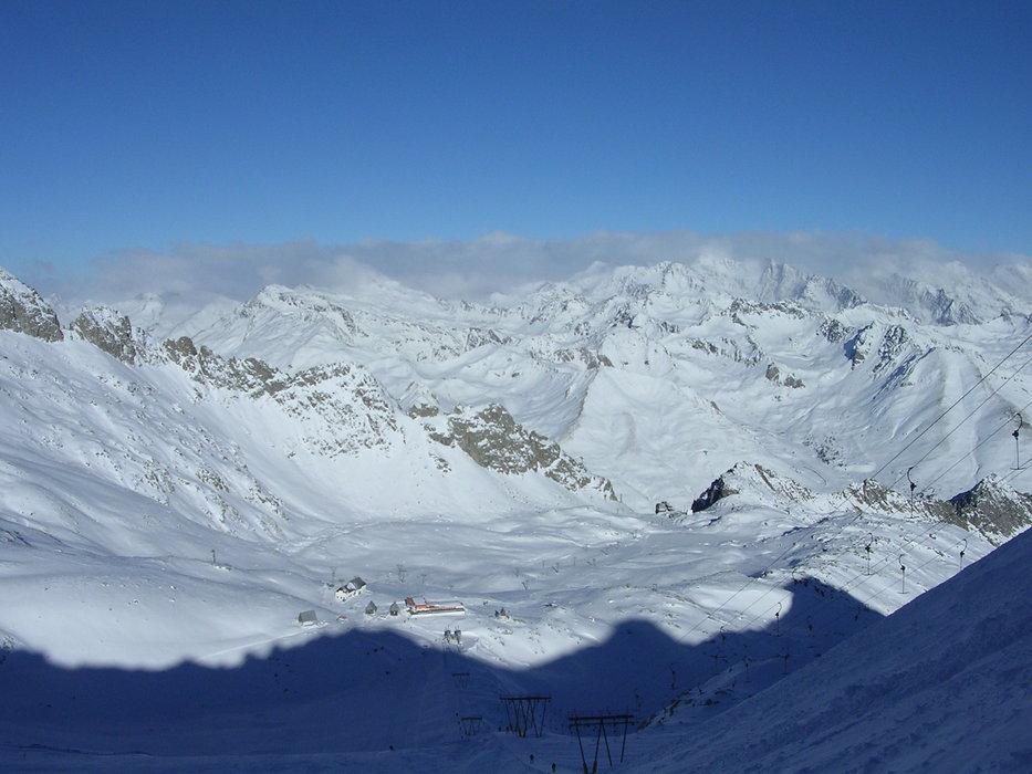 Ghiacciaio Presena - Adamello Ski - ©Dome | manuel... @ Skiinfo Lounge