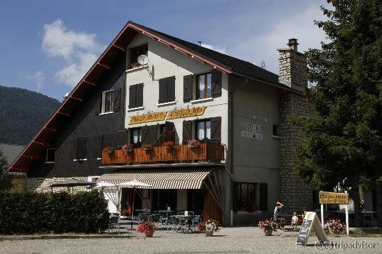 Hôtel Restaurant Au Feu de Bois