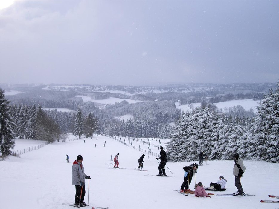 Piste Ski Alpin Ovifat - ©Snowfun @ Skiinfo Lounge
