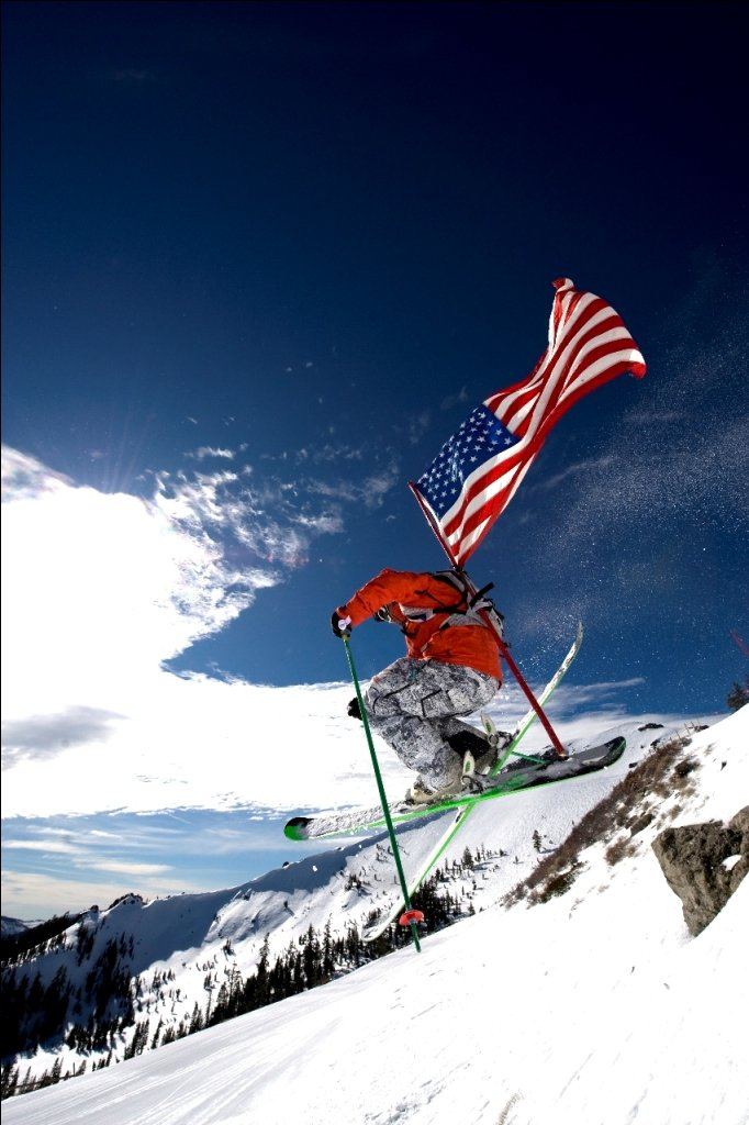 Squaw Valley USA - ©Hank de Vre | Snowfun @ Skiinfo Lounge