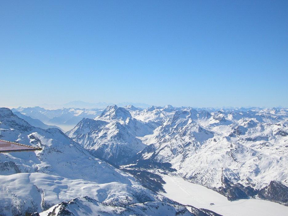 St. Moritz - Corviglia - ©missGI @ Skiinfo Lounge