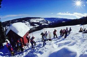Ål skisenter - ©Ål turistinformasjon